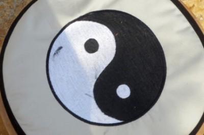 Yin & Yang alks Grundlage des Shiatsu