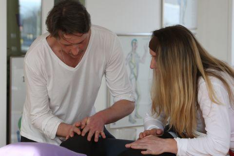 Energiemassage Ausbildung Wolfram + Brigitte