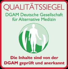DGAM Qualitätssiegel