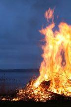 Element Feuer - die Kraftdes Sommers